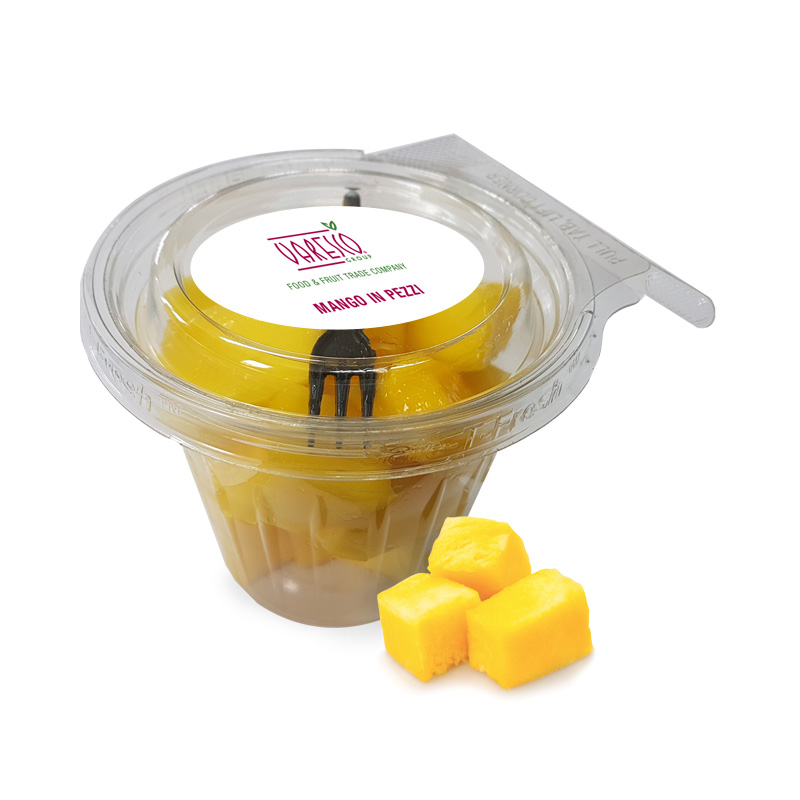 Mango in pieces CUP